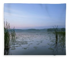Every Morning Brings A New Beginning Fleece Blanket