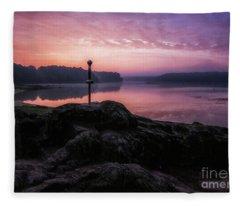 Excalibur Fleece Blanket