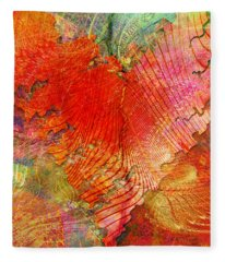 Exhilaration Fleece Blanket