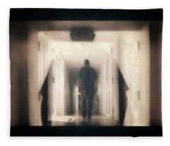 Exit Fleece Blanket