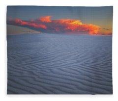 Explosion Of Colors Fleece Blanket