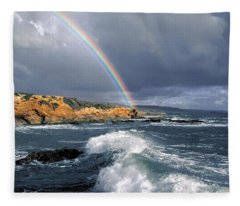 Eye Candy Fleece Blanket