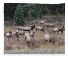 Faabullelk111rmnp Fleece Blanket
