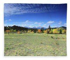 Faafallscene111 Fleece Blanket