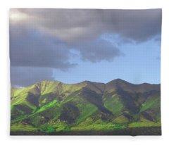 Faasummer001 Fleece Blanket
