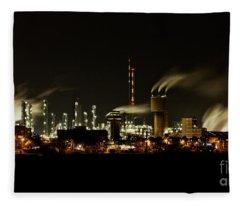 Factory Fleece Blanket