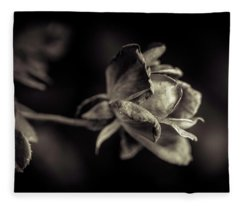 Faded Beauty Fleece Blanket