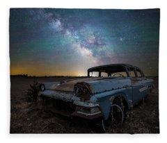 Fairlane  Fleece Blanket
