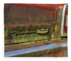 Fairlane Emblem Fleece Blanket