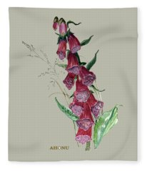 Fairy Bells Fleece Blanket