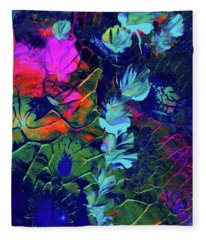 Fairy Dusting 2 Fleece Blanket