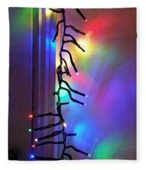 Fairy Lights Fleece Blanket