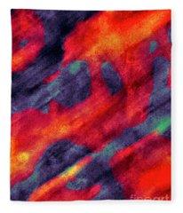 Fall Away Fleece Blanket