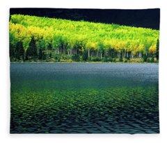 Fall Out Fleece Blanket