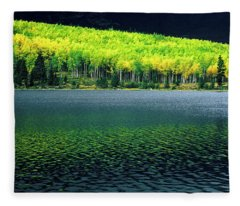Fall Out Fleece Blanket