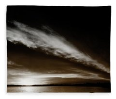 Falling Light Fleece Blanket
