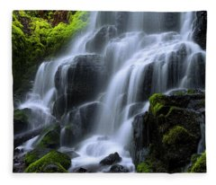 Falls Fleece Blanket