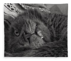 Fang  Fleece Blanket