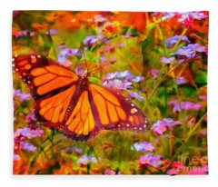 Farfalla 2015 Fleece Blanket