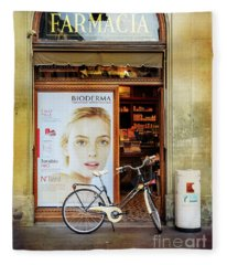Farmacia Bioderma Bicycle Fleece Blanket