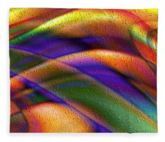 Fascination Fleece Blanket