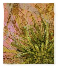 Fern Series 32 Fern Burst Fleece Blanket