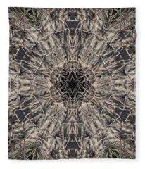 Fiddle Sticks Fleece Blanket