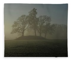 Fiddler's Mound Fleece Blanket