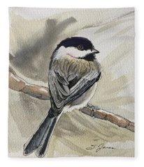 Fierce Fleece Blanket