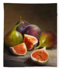 Still Life Fleece Blankets