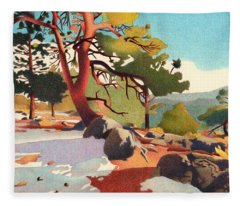 Fillius Ridge Fleece Blanket