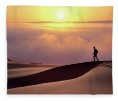 Finge Benefits Fleece Blanket