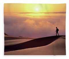 Finge Benefits Fleece Blanket