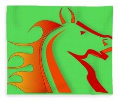 Animals Fleece Blankets