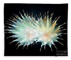 Firework Twin Fleece Blanket