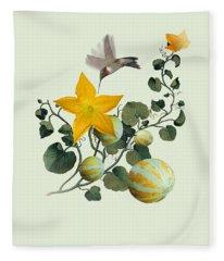 First Garden Fleece Blanket