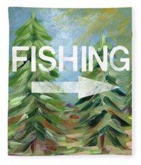 Cabin Fleece Blankets