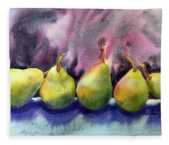 Five Pears Fleece Blanket