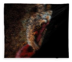 Flammy Ruby Lingerie Fleece Blanket