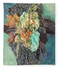 Flavors Of Fall Fleece Blanket