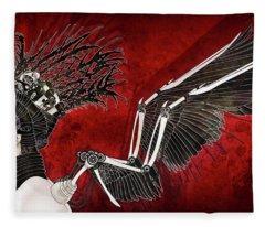 Flight Fleece Blanket