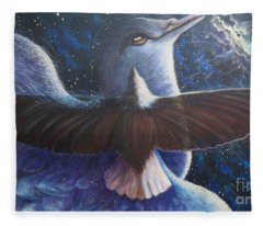 Flying Lamb Productions.      Flight  Fleece Blanket