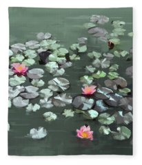 Floating Fleece Blanket