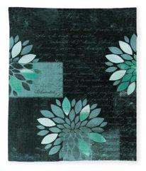Floralis - 8181cd Fleece Blanket