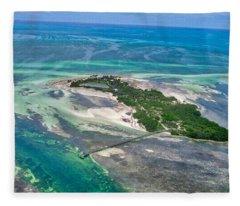 Florida Keys - One Of The Fleece Blanket