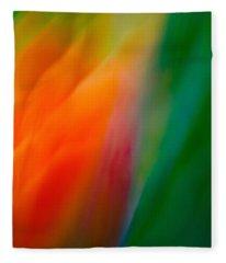 Flow Fleece Blanket