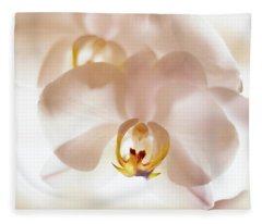 Flowers Delight- Fleece Blanket