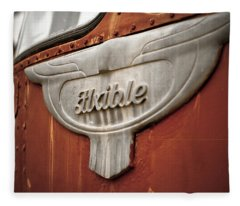 Flxible Clipper 1948 Fleece Blanket