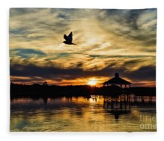 Fly Away Fleece Blanket