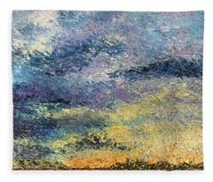 Fly Away Fleece Blanket